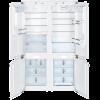 Холодильники «Side-by-Side» встраиваемые <sup>0</sup>